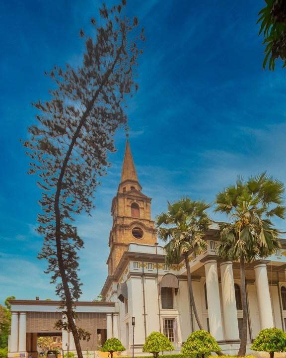 Exploring Kolkata heritage and St John Church