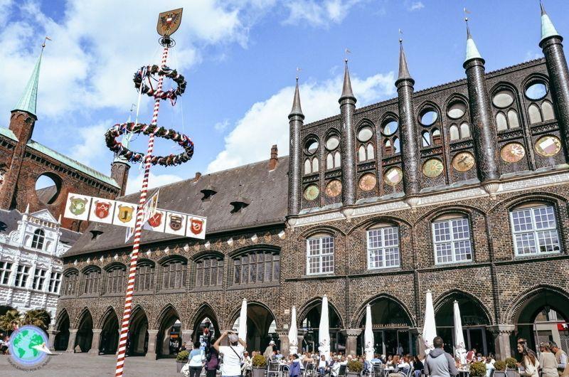 Ostsee1 - Plaza de Lübeck r1