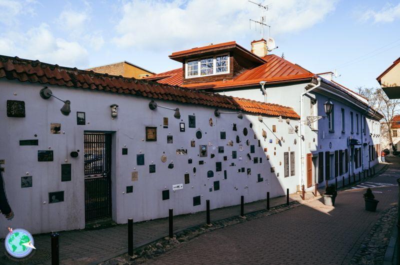 Vilna- Calle de la literatura r1