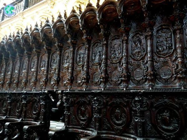 Coro de la Mezquita de Córdoba