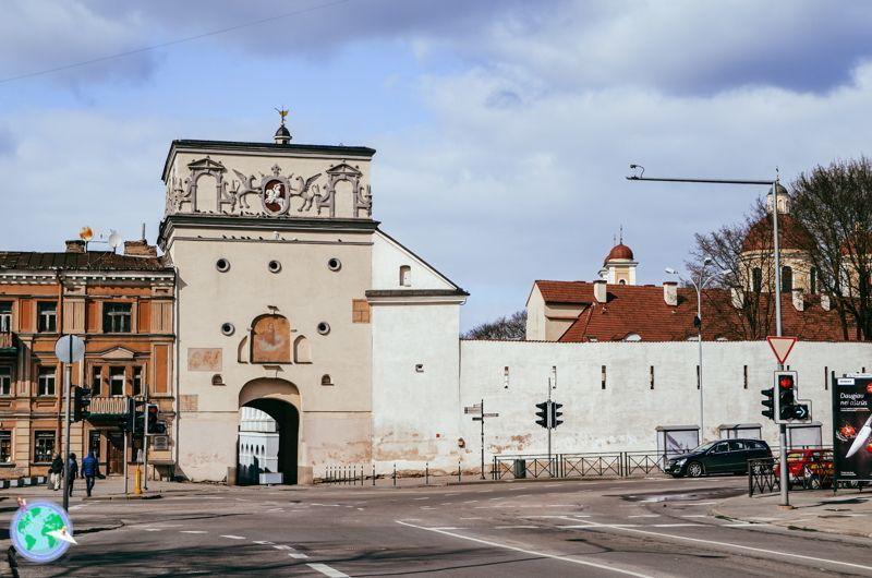 Vilna- Frontal de la puerta Aurora r1