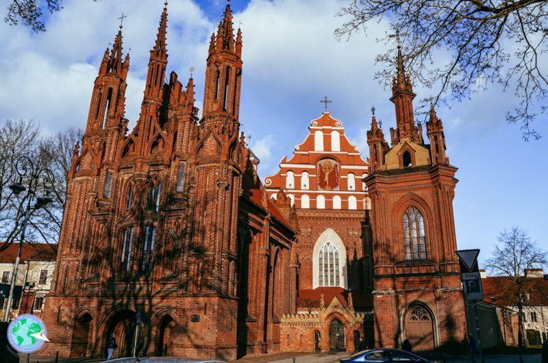 Vilna- Iglesia cerca de Uzupis r1