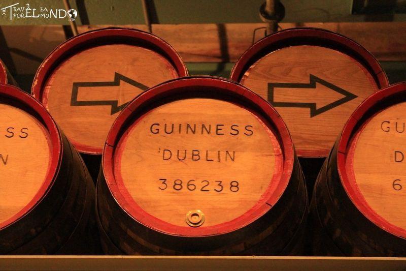 Dublín - Almacen Guinness