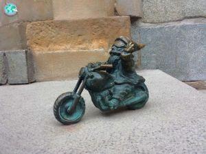 Wentyl - Krasnal Motocyklista