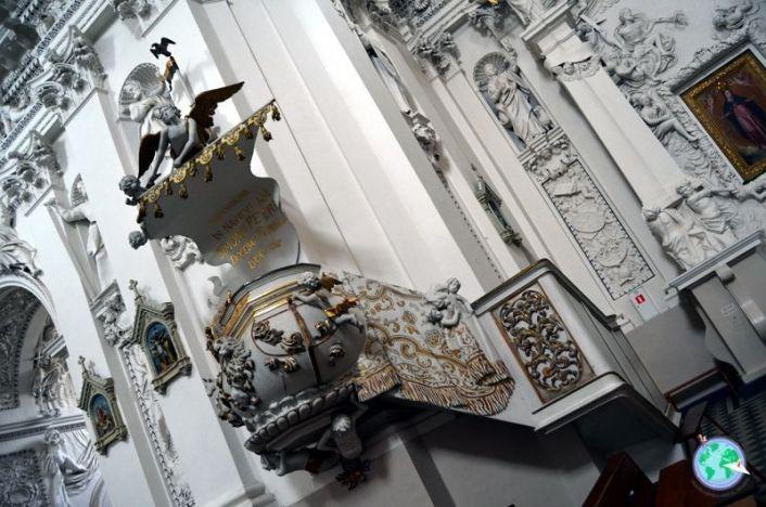 Iglesia de San Pedro por dentro