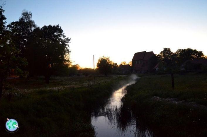 rio cerca de Barth
