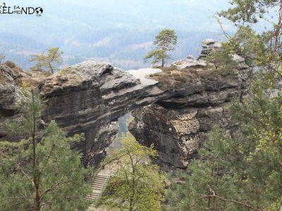 Parque Nacional Suiza Sajona