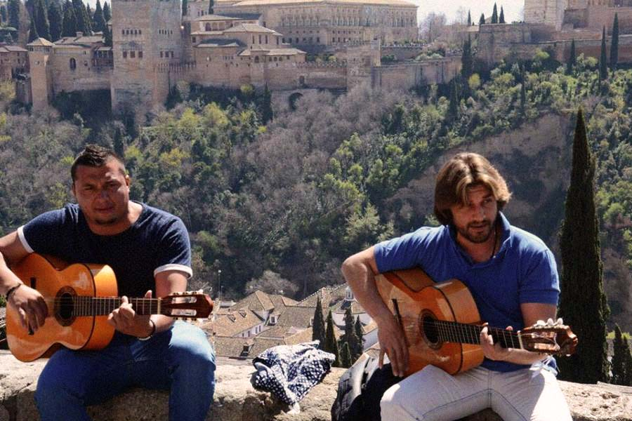 Discovering different cultures while Studying abroad Alhambra, Granada, Spain