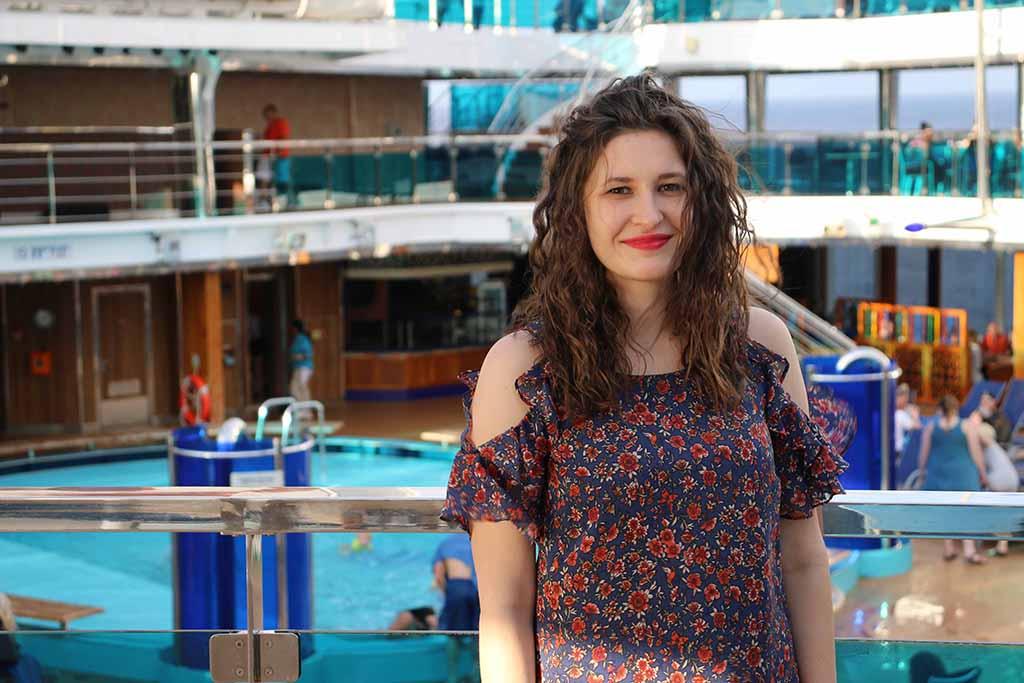 Marina About Travel Eat Blog