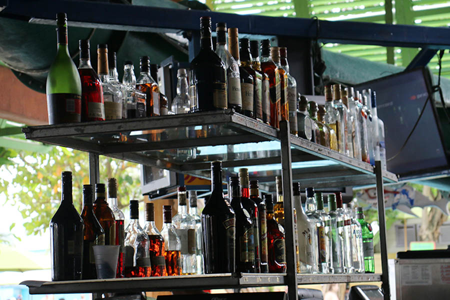 Where are the most expensive drinks in the world