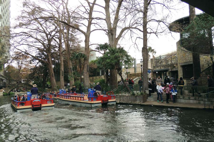 San Antonio zSpring Break Destinations 2018