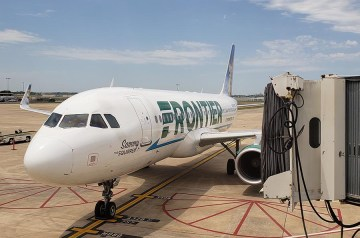 Frontier Airlines Review