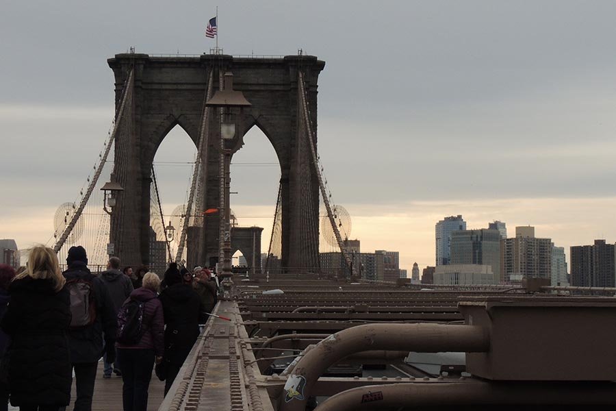 NYC Where to Go Brooklyn Bridge