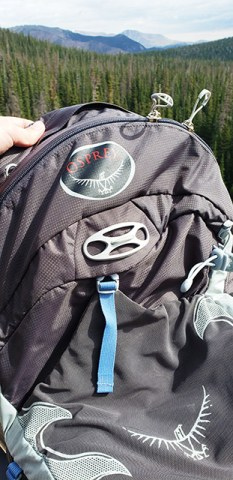 Camping Gear Osprey Backpack