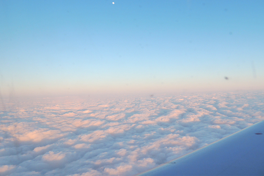 Flights on a Budget