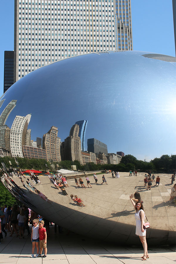 See Your Reflection in the Bean