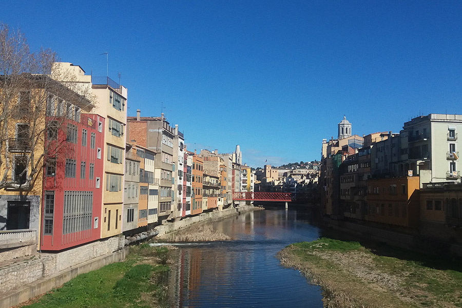 A Day Trip from Barcelona to Girona