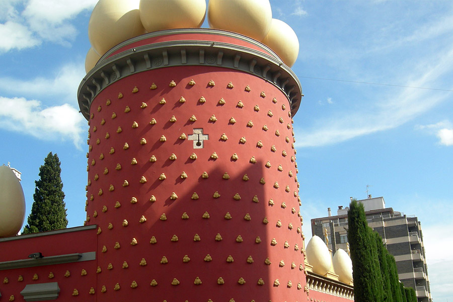 A trip from Barcelona to Figueres