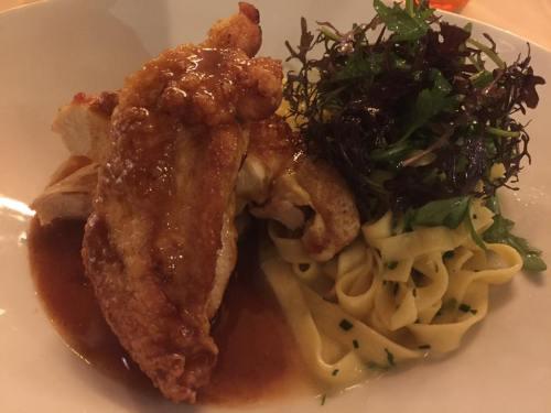 Restaurant Pasco surprise of poultry