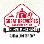 Great Breweries Marathon 2017