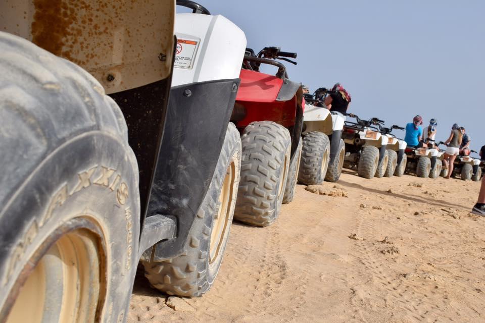 super safari quad