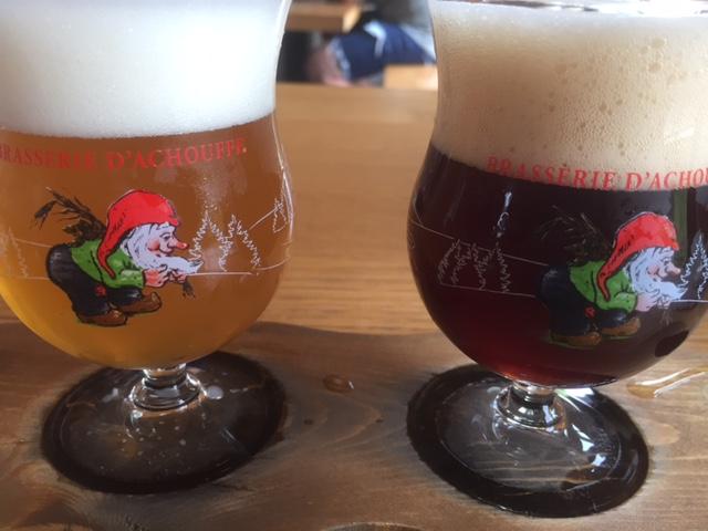 Bezoek aan de brouwerij van Achouffe