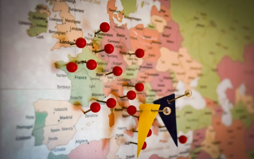 Eightydays – How to easily plan a multi-city vacation in Europe