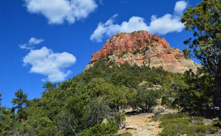 Vermillion Castle Trail Dixie National Forest