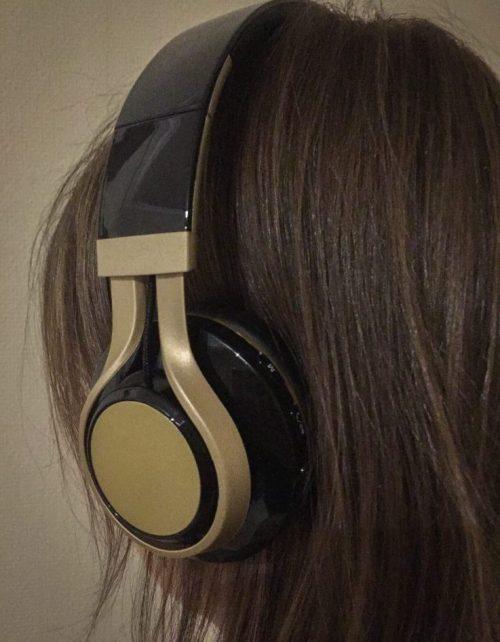 Genieten van muziek