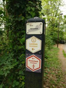 Lambic walk Beersel Belgium