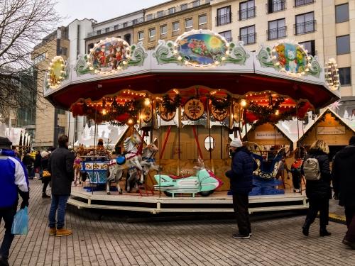 kerstmarkt Düsseldorf