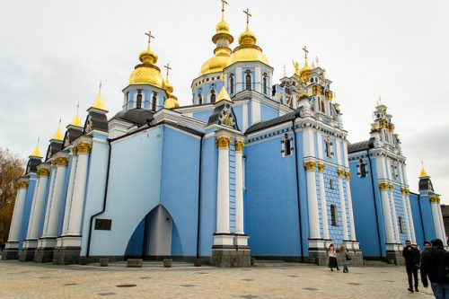 What to do in Kiev