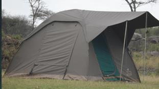 Budget Camping Safari Tanazania