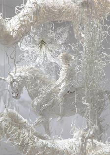 sculpture by odani motohico
