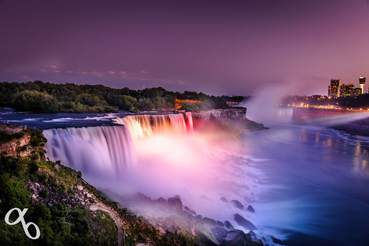Niagara Falls Hd 1080p Wallpapers The Awesome Spectacle Of Niagara Falls Traveleering