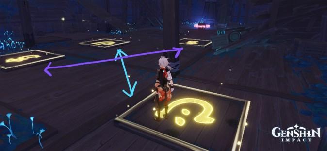 genshin impact seiraimaru ship davy jones puzzle achievement