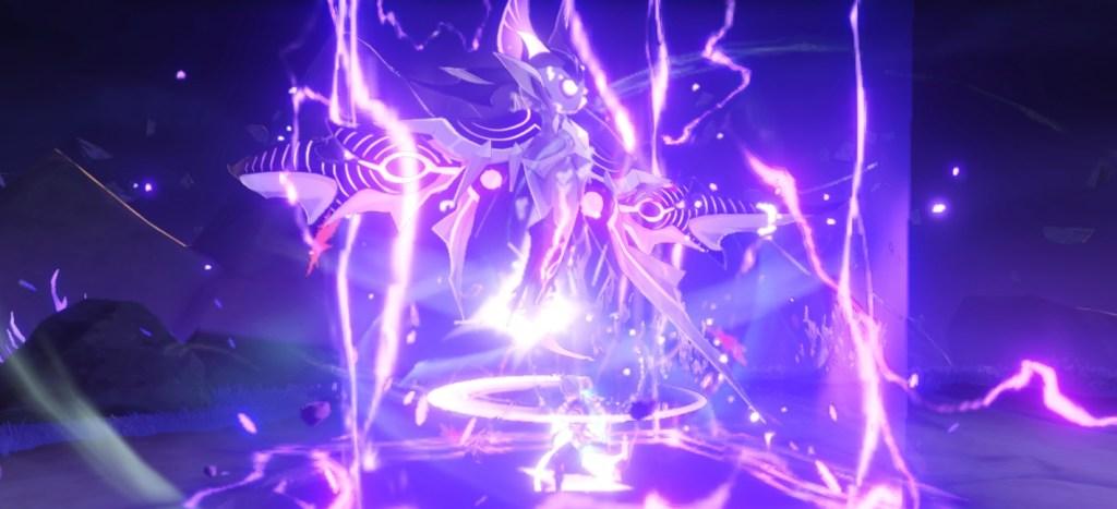 genshin impact thunder manifestation inazuma seirai stormchasers part 4 world quest
