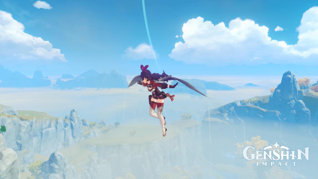 Amber Gliding Screenshot