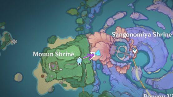 watatsumi island rinzou markings hidden achievement locations quest
