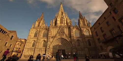 Explore Barcelona s Gothic Quarter Marriott Bonvoy Traveler