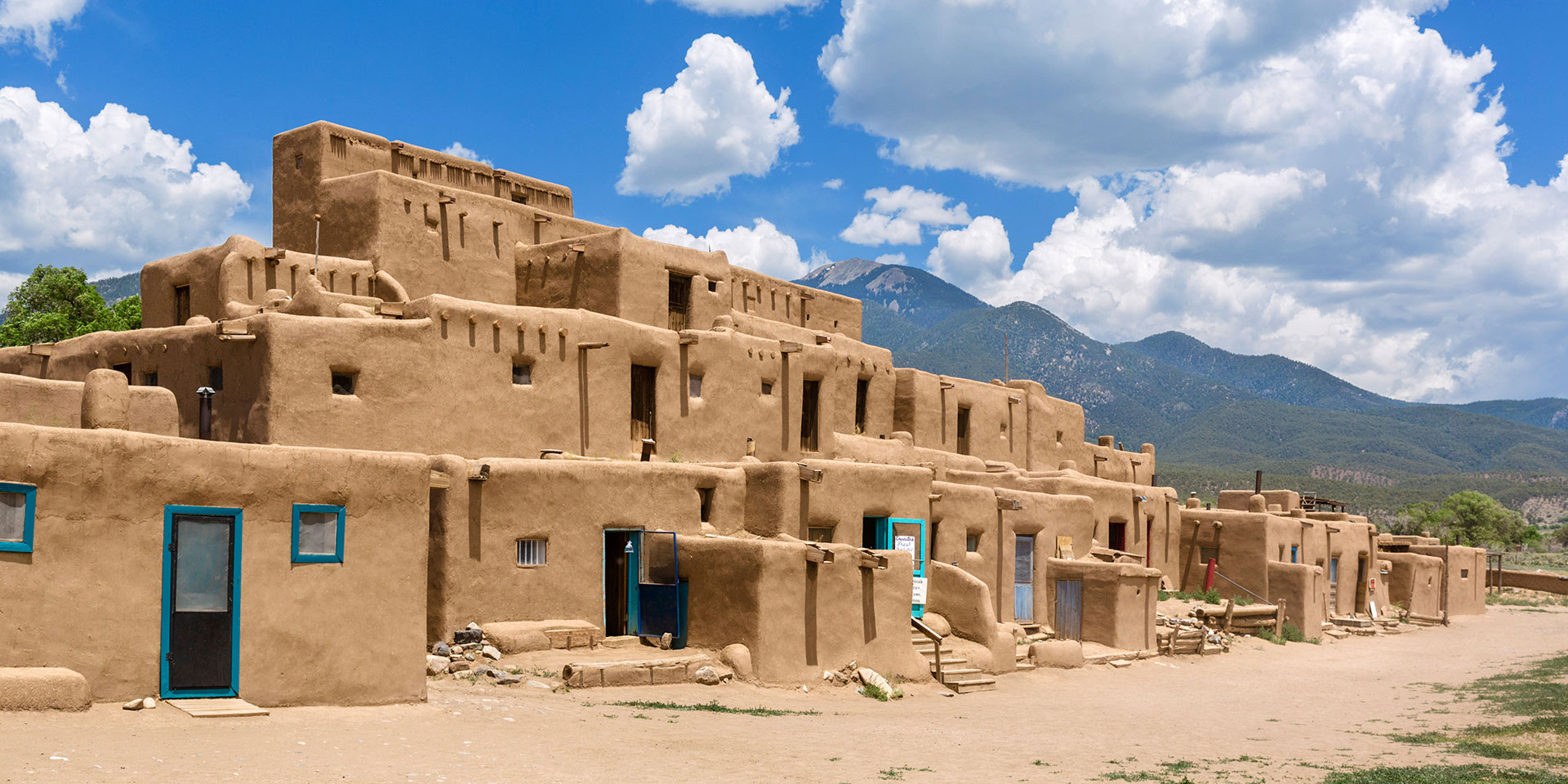 Powwows To Pueblos 5 Places To Experience Native American