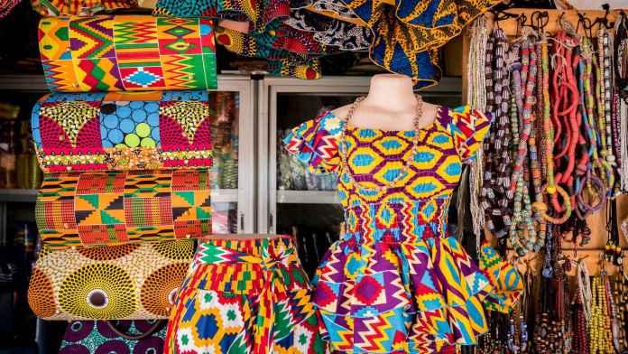 market in accra ghana
