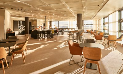 Frankfurt Business Lounge