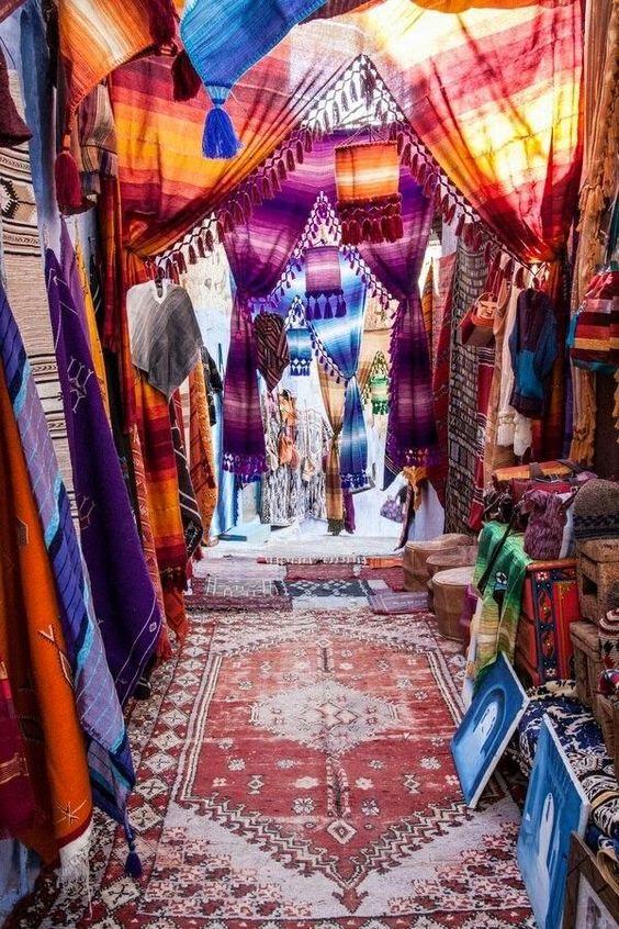 tendaggi Marocchini