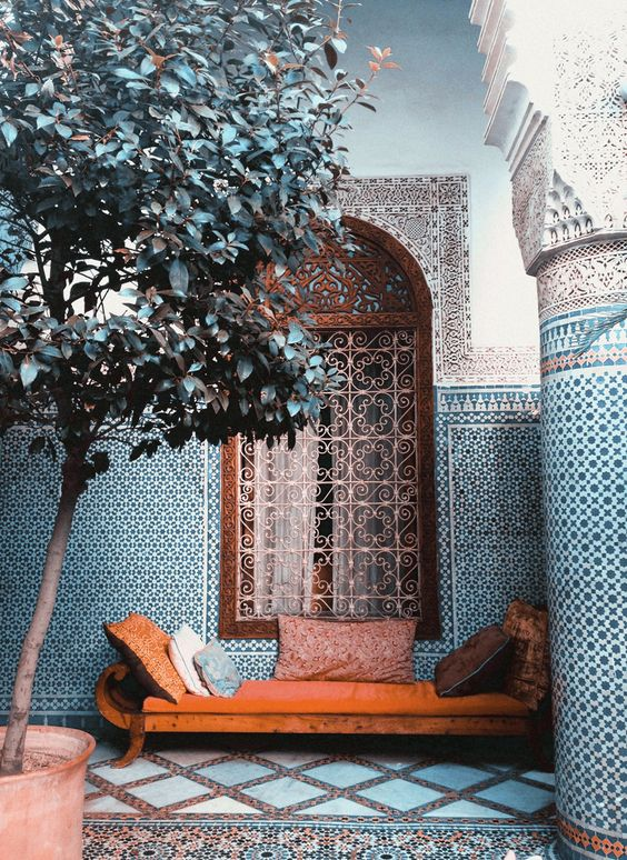 divano Marocchino