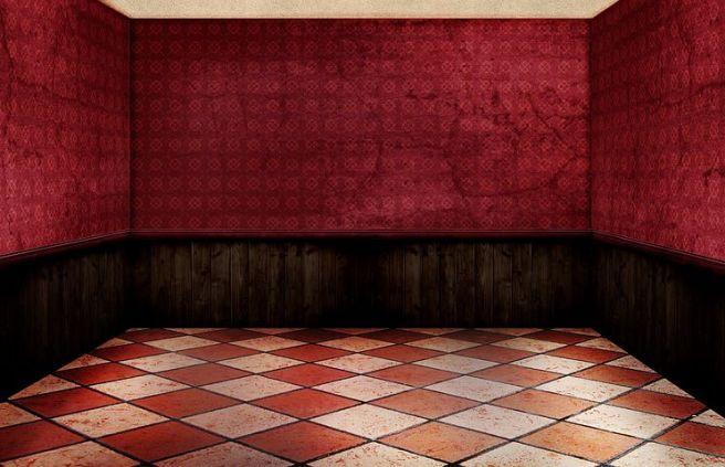 Interni in Rosso