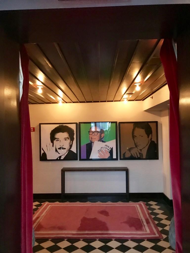 Gramercy Park Hotel, Warhol