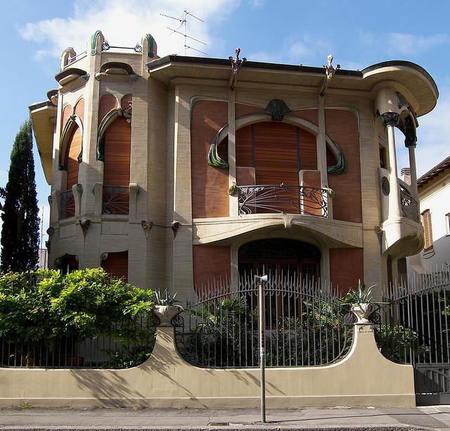 Villa Broggi Caraceni