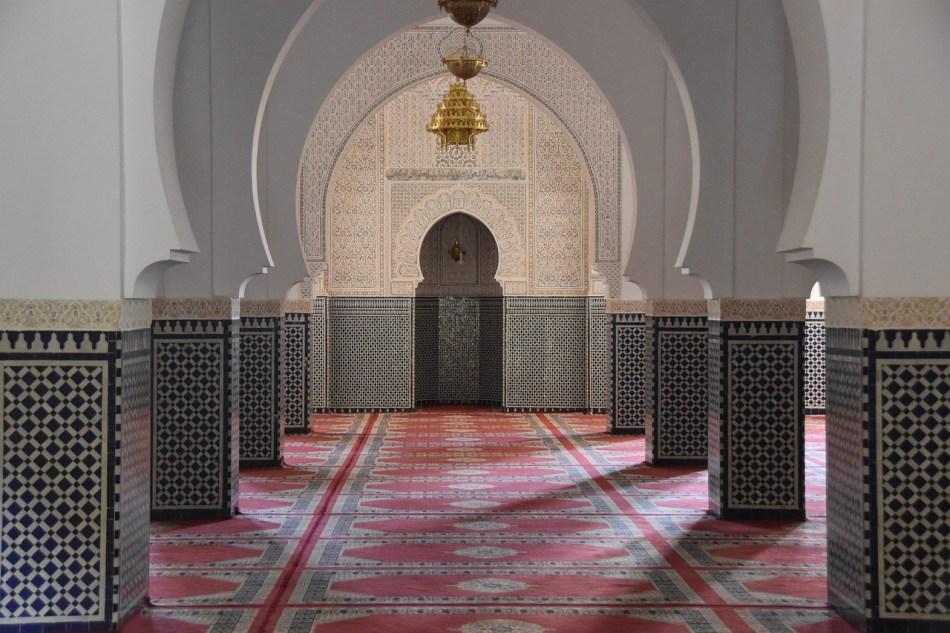 Riad, archi