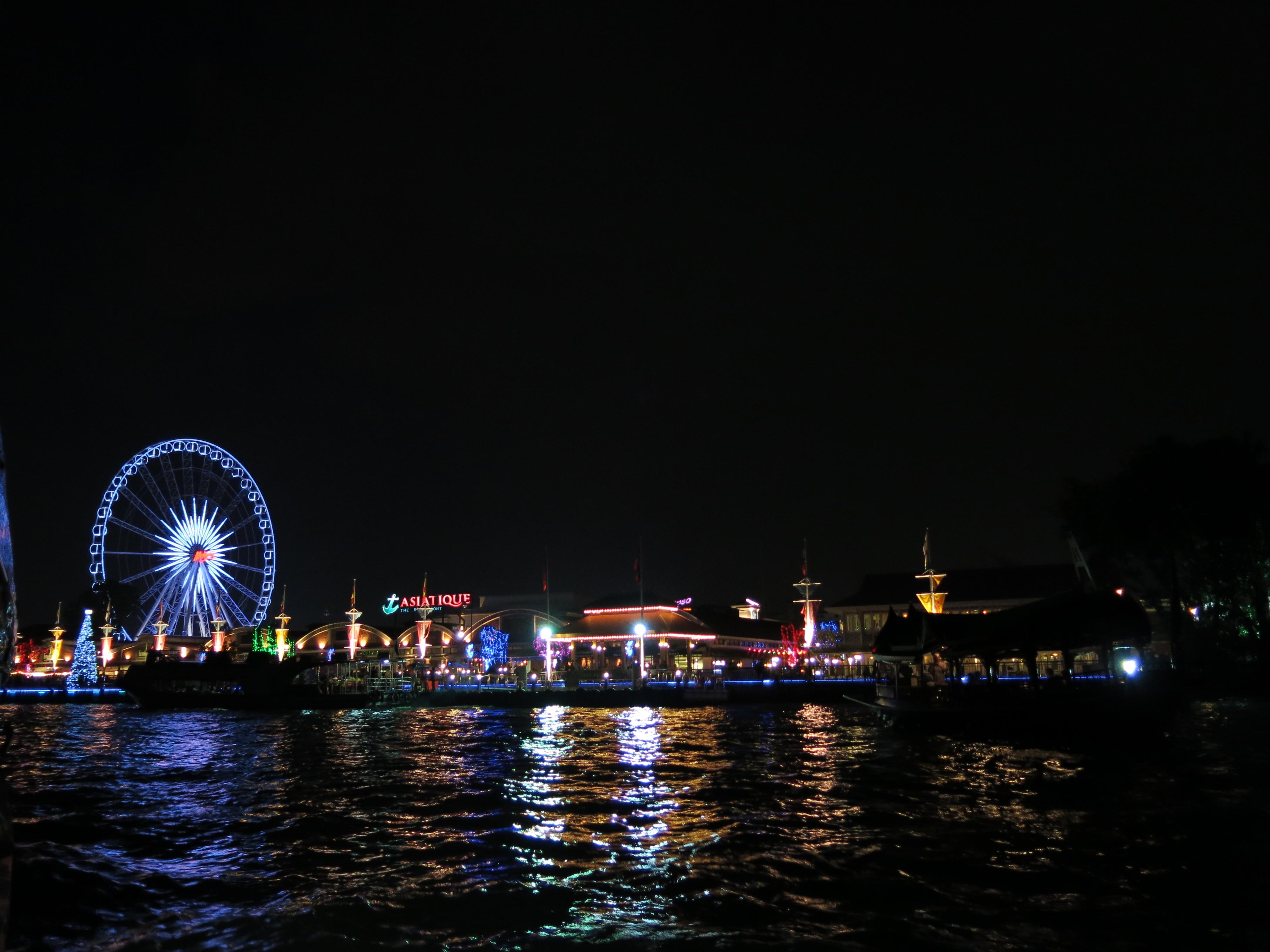 Bangkok day 1: Asiatique Night Market
